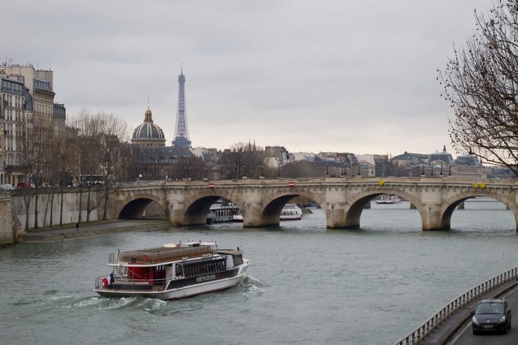フランス、パリの街並みを見れるスポット!