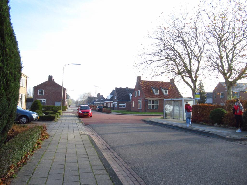 オランダの田舎村