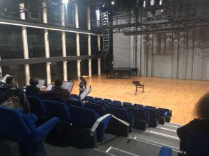 のだめカンタービレにも出てきたパリ国立高等音楽院(コンセルヴァトワール)のコンサートを休日に鑑賞